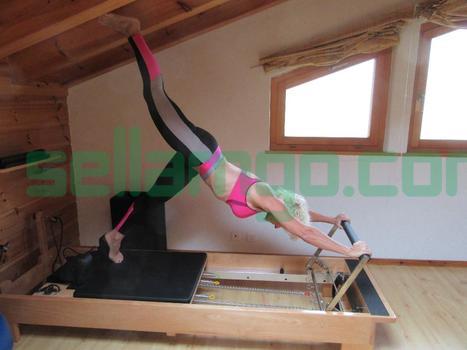 Studio pilates complet, Ovronnaz